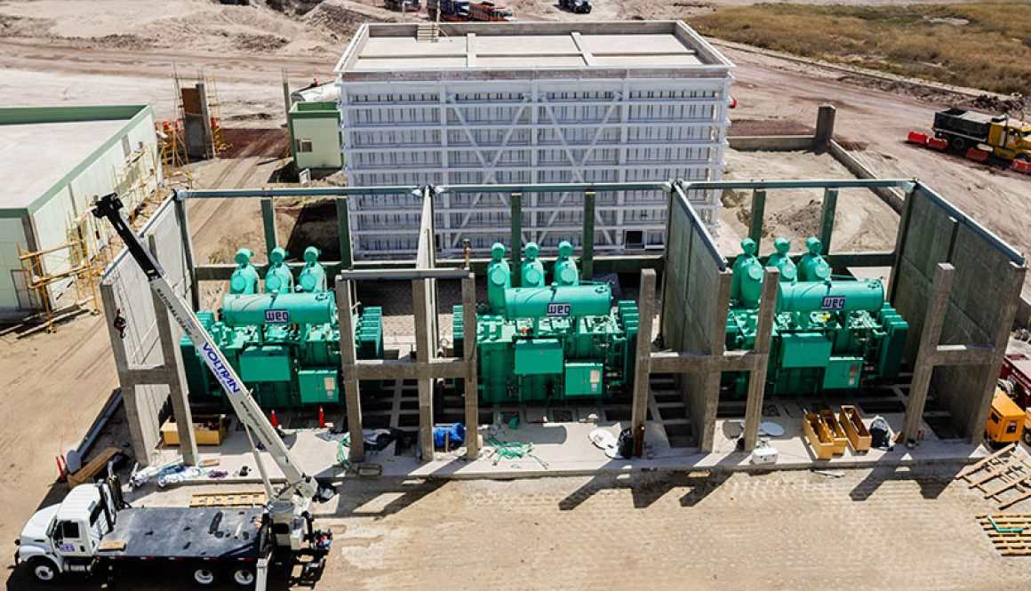 WEG supplies 241 transformers to a new airport in Mexico