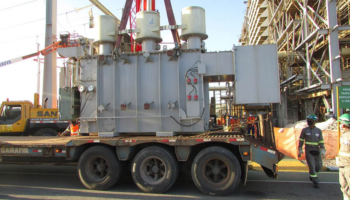 WEG and Neoenergia carry out on-site transformer repair in record time