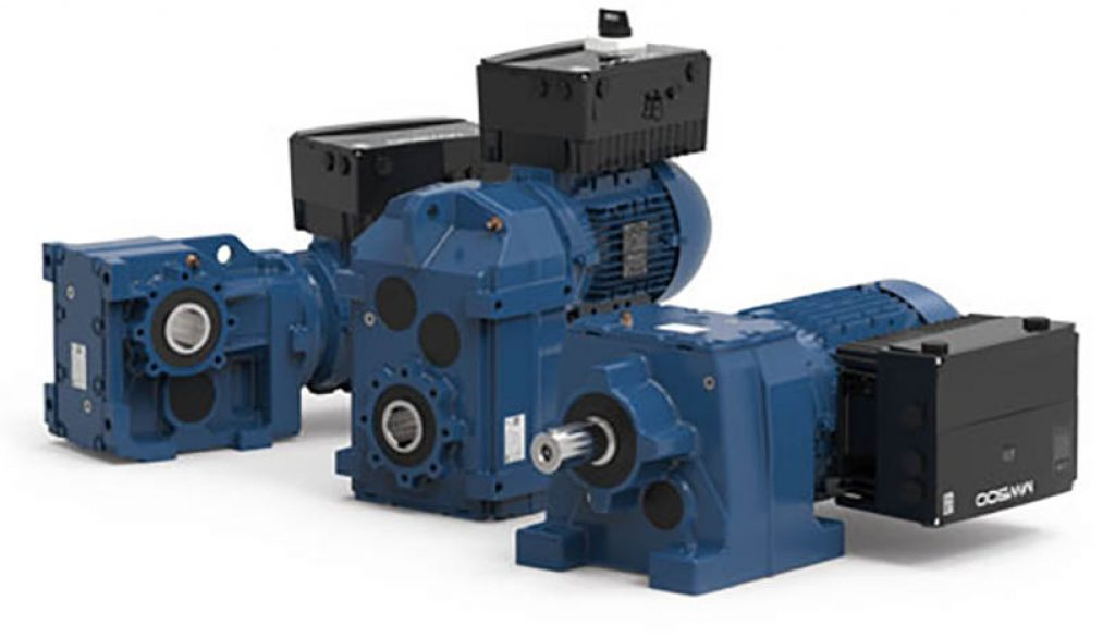 WEG launches decentralised drive package with WG20 geared motors and MW500 VSDs