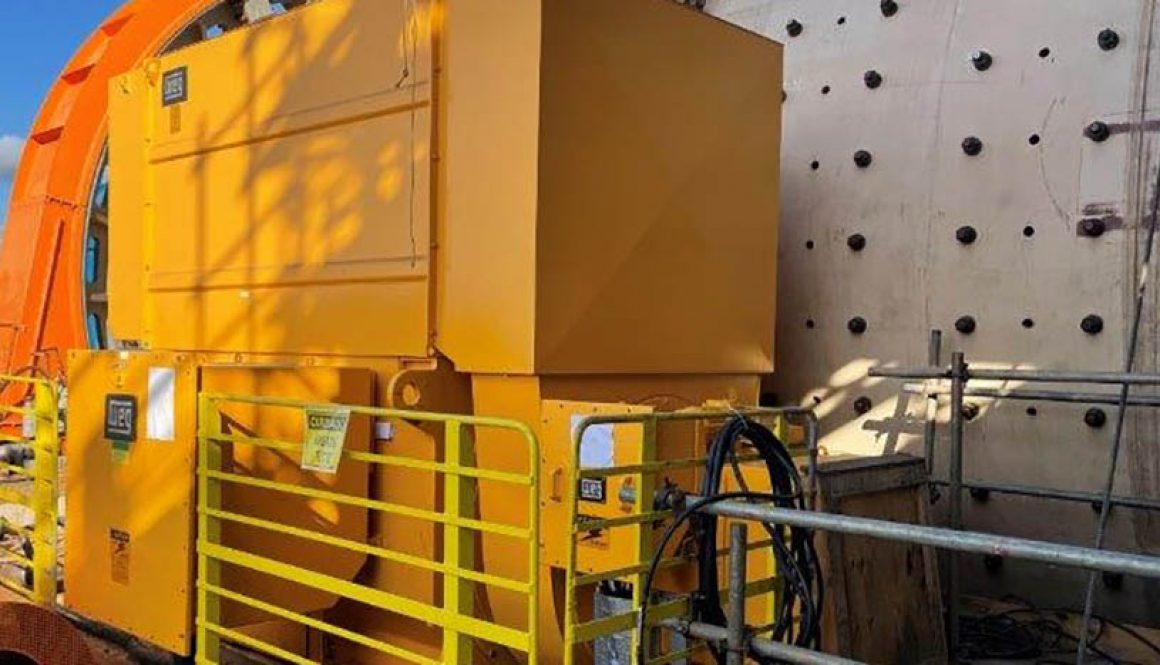WEG supplies M Mining slip rings motors to Vale Verde mining company