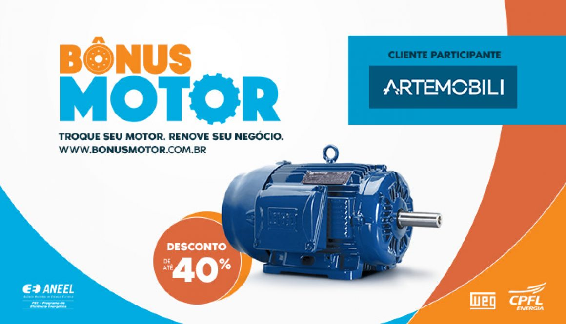 Artemobili is the first company participating in the Bonus Motor project
