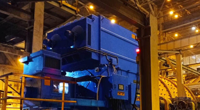 WEG Branch in Russia steps towards Mining Industry with reliable solutions