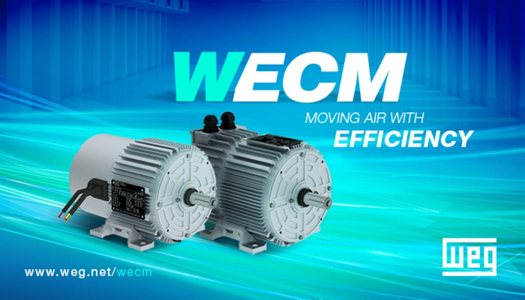 WEG delivers complete and versatile solution for air handling applications