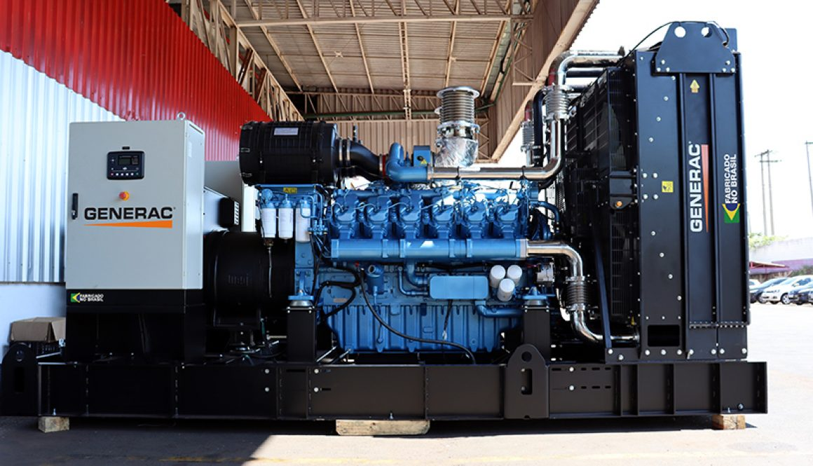 WEG genset ensures power backup for Court of Justice building