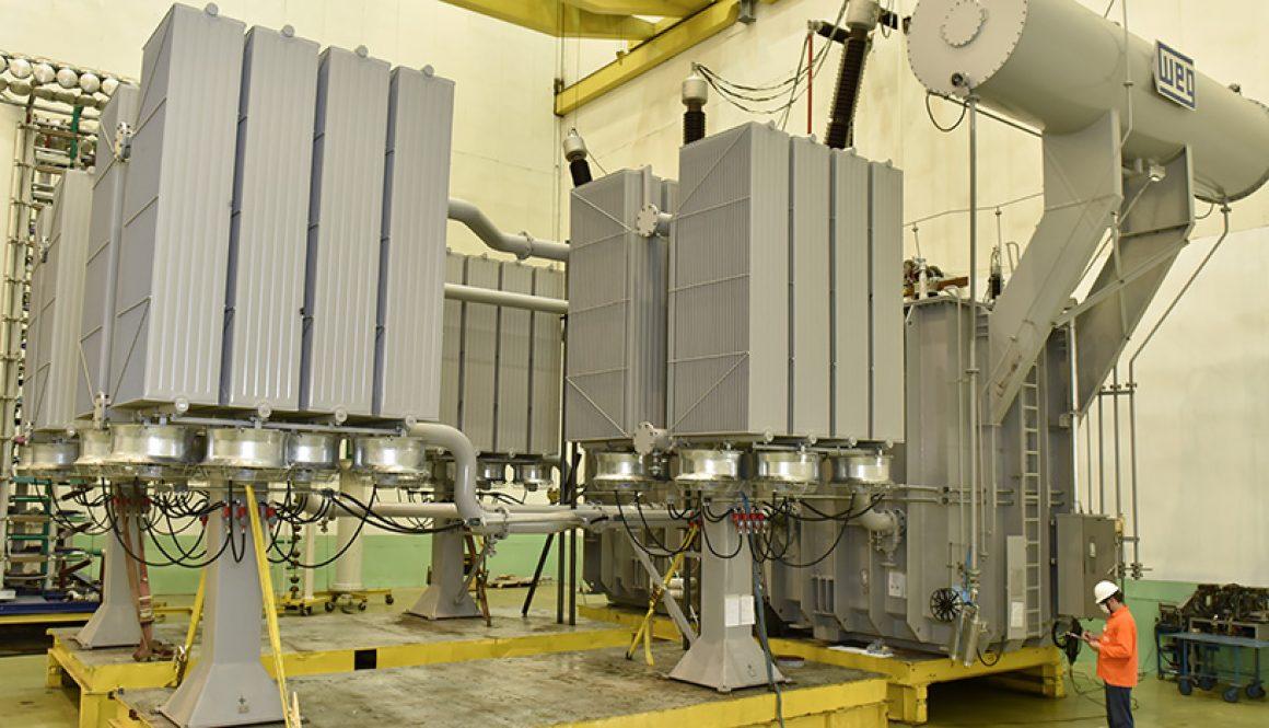 WEG supplies large transformer to Brazilian Substation Furnas