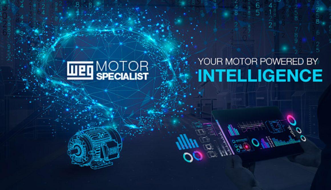 WEG Motor Specialist: monitoring with Artificial Intelligence