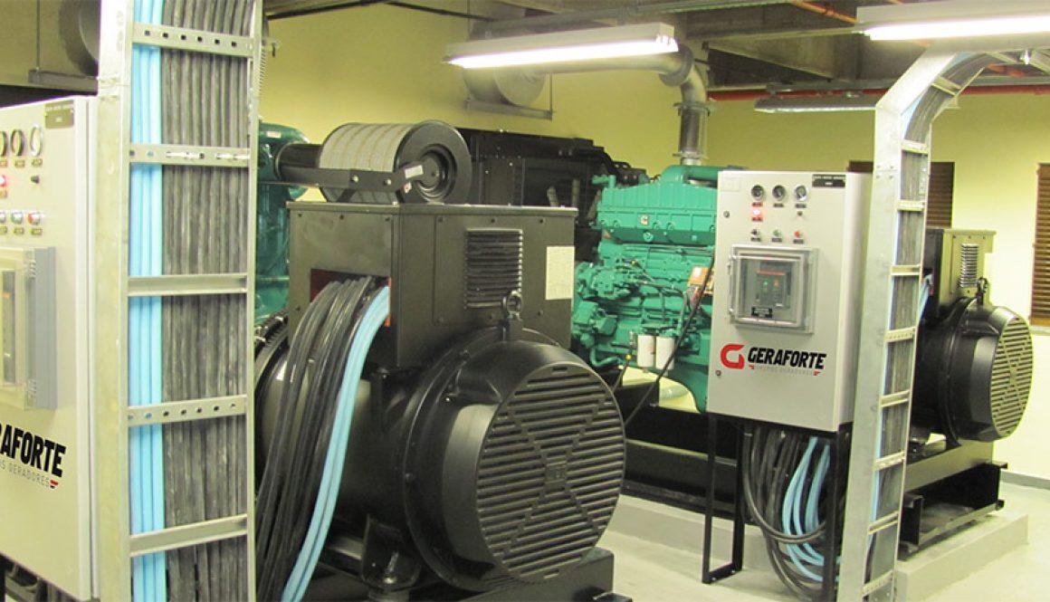 WEG alternators are supplied to the Brazilian power utility CEMIG