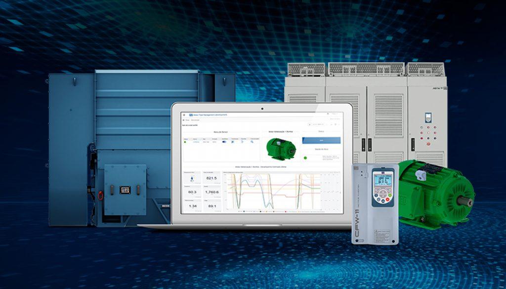 WEG launches the WEG Motion Fleet Management, a condition-based maintenance IoT solution to leverage the industrial fleet management