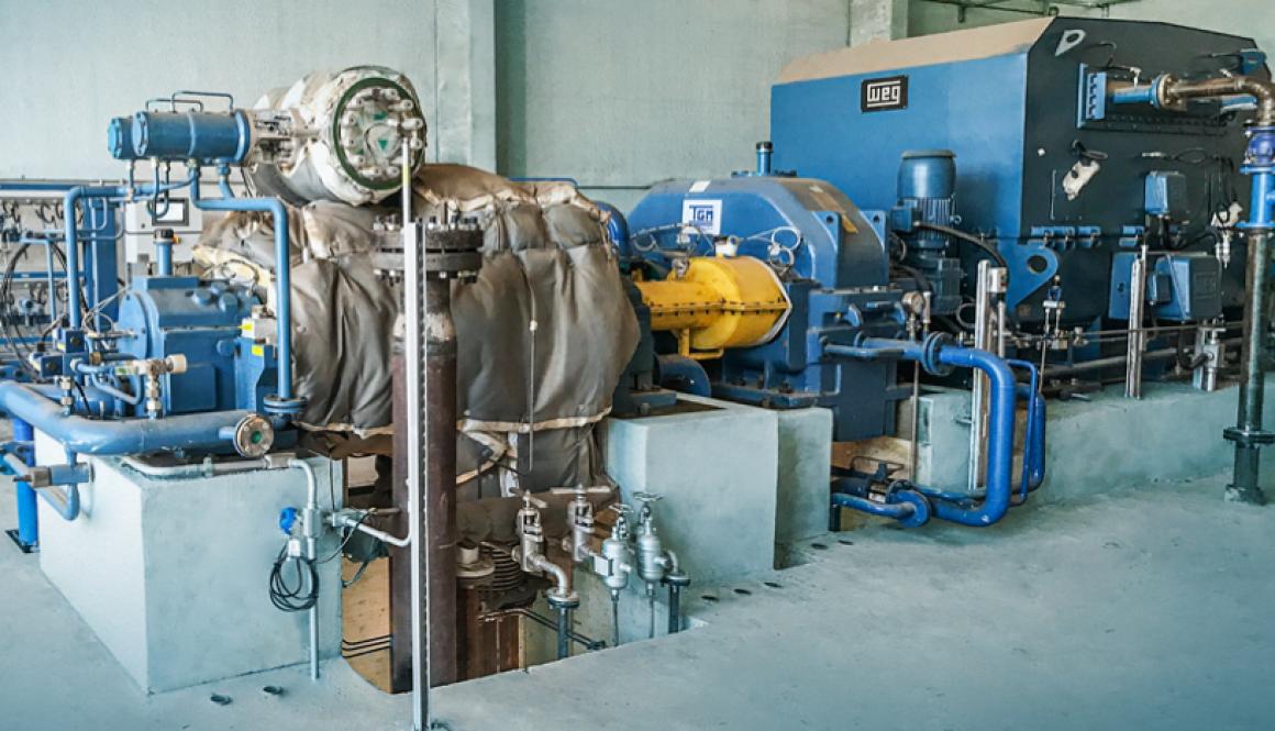 WEG supplies equipment for soybean processing industry