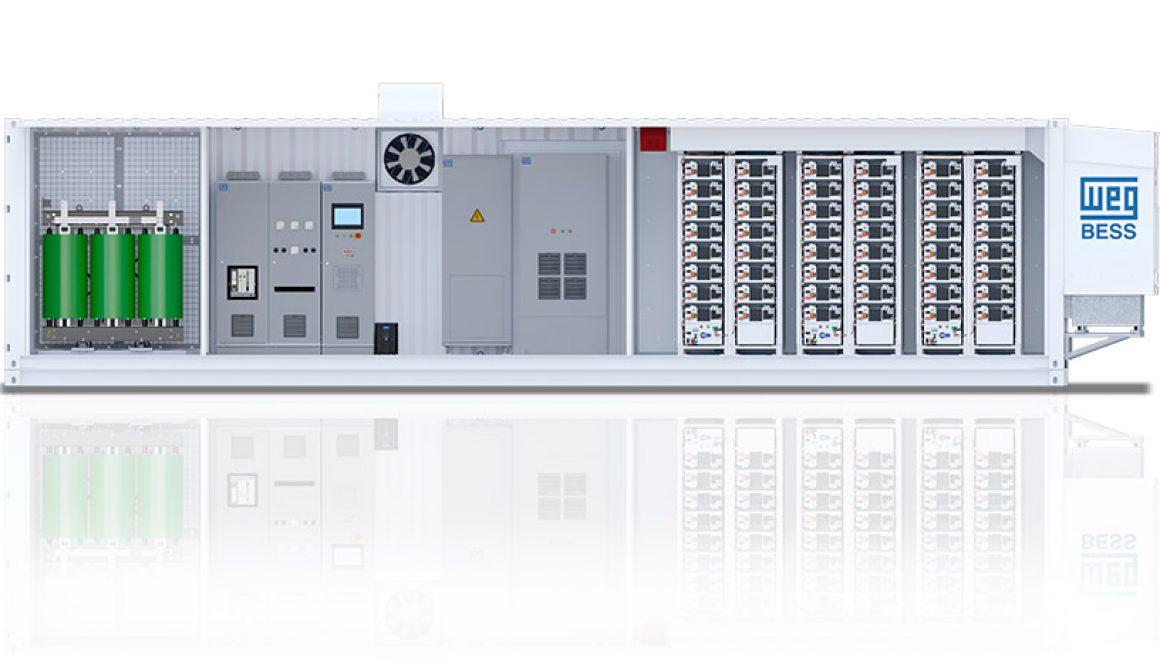 WEG supplies unique Energy Storage Systems to Copel