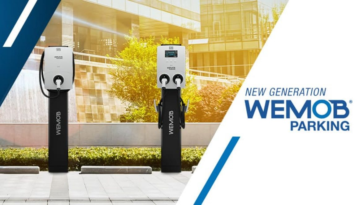 WEG launches new WEMOB Parking Recharging Station for Electric Vehicles