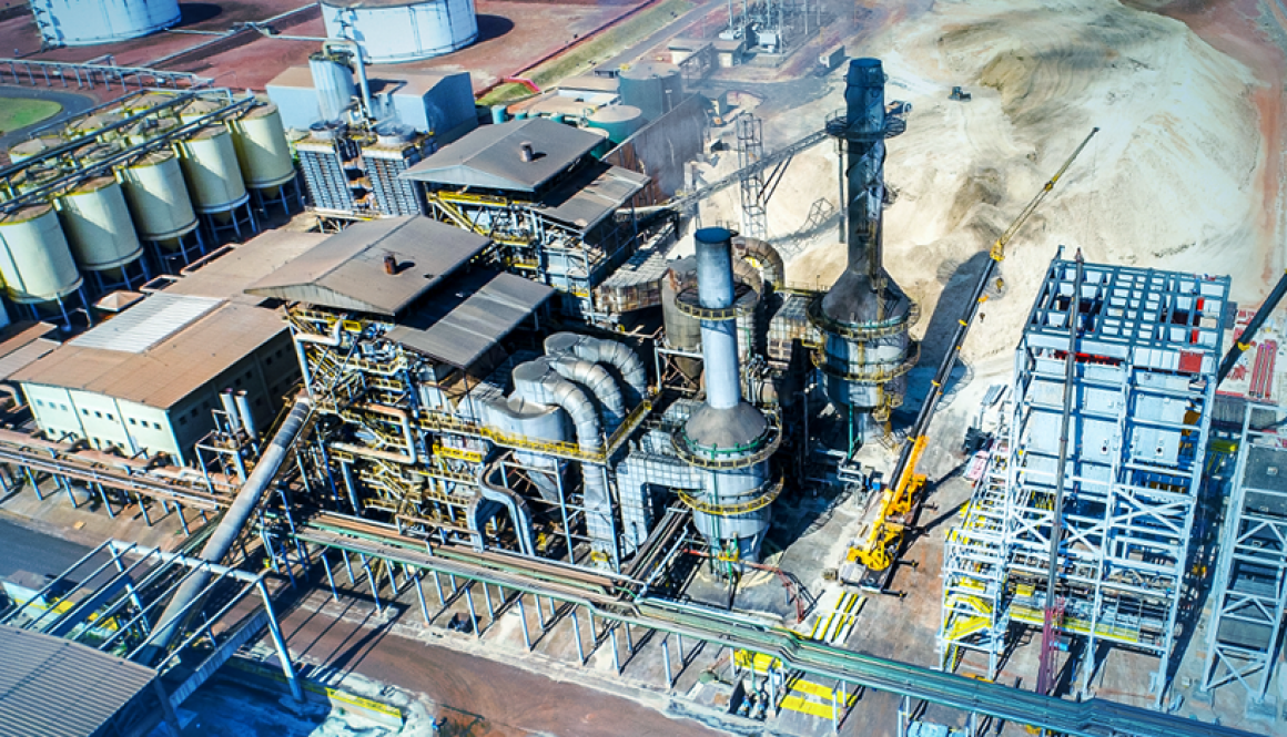 WEG supplies one of the largest electric power generation equipment in Brazil for the sugar-energy industry sector