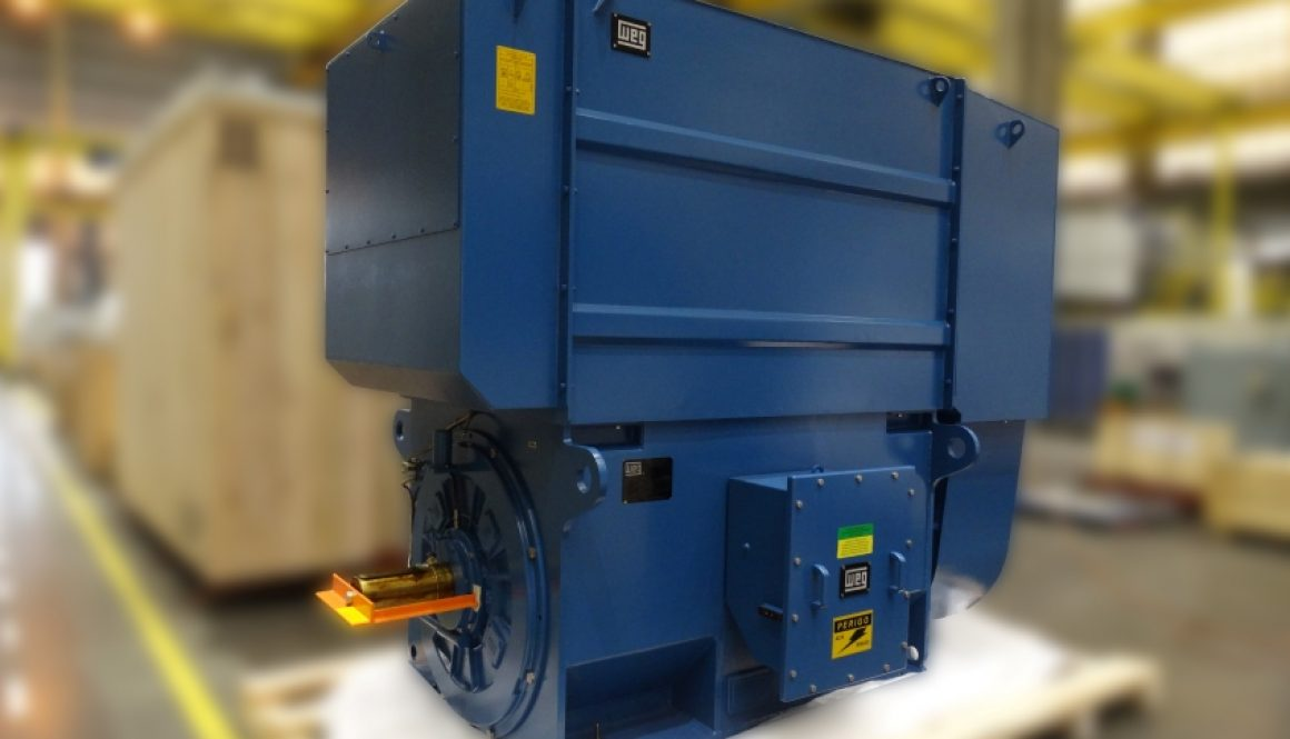 WEG solution increases efficiency and production for Metals industry plant