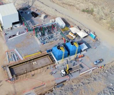 WEG supplies refrigeration project solution for underground mine